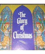 The Glory Of Christmas -Columbia Musical Treasuries LP 3 Records set  - $8.95