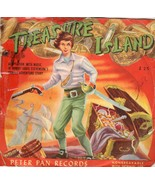 Record - Peter Pan Records - Treasure Island - $6.90