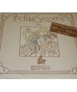 The Four Seasons Story- 2 Record Set - $8.95