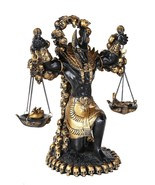 Ancient Egyptian God of Underworld Anubis Guardian of Scales Figurine 8.... - $45.53