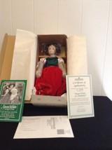 NIB Ashton Drake Snow White & 7 Dwarfs Christmas Collection Disney #37651 - $37.39
