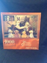 NIB Classic Treasures Stories & Hot Chocolate 1000 Piece Jigsaw Puzzle B... - $13.09