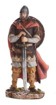 Ancient Nordic Viking Warrior Berserker Collectible Figurine 8 Inch Tall - $39.99