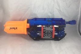 K'NEX K-FORCE K-25X RotoShot Blaster Building Set Partially Completed - $12.99