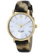 kate spade new york Women's 1YRU0485 Metro Analog Display Japanese Quart... - $161.57 CAD