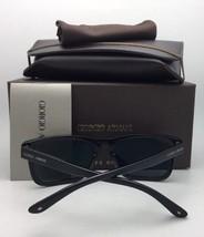 Polarized GIORGIO ARMANI Sunglasses AR 8028 5007/M7 55-18 Tortoise w/ Br... - $249.95