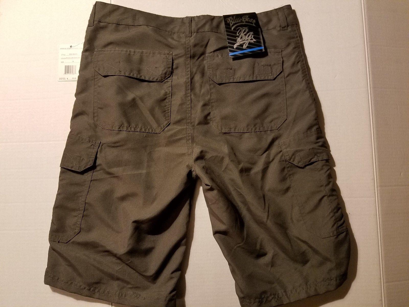Blue Gear Boys Board Shorts Swim Shorts Trunks Size  14 16 18 NWT