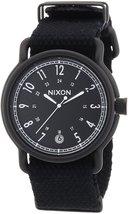 Nixon A322-2148 Mens AXE All Black Watch - $98.99