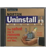 Norton Uninstall Deluxe by Symantec 1997 - $22.31