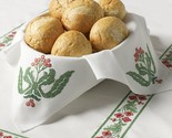 Bucilla Stamped Cross Stitch Bread Cover Kit Victorian Frieze 86592