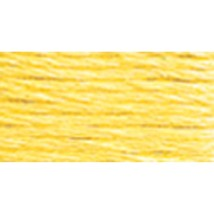DMC 116 8-727 Pearl Cotton Thread Balls Very Light Topaz Size 8 - $20.00