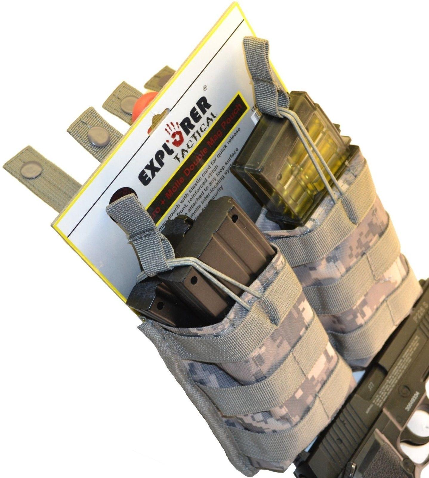 Multicam MA31-008 MOLLE PALS Condor Single P90 /& UMP Magazine Pouch