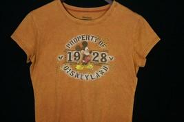 Mickey Mouse Walt Disney World Girls Shirt Sz Medium - $14.80