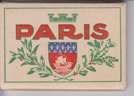VTG Complete Pack PARIS Black/White Photographs 1940-50's-CAP-Envelope-I... - $32.71