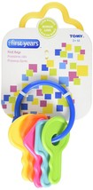 The First Years Learning Curve First Keys Teether 1 Count - $3.90