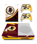 Xbox One S Slim Console Skin Washington Redskin... - $12.00