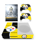Xbox One S Slim Console Skin Pittsburgh Steeler... - $12.00