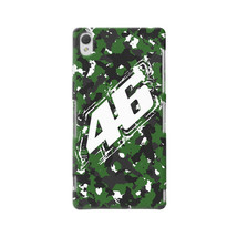 Fourty Six Cool Army Camo Sony Xperia Z3 Hard Case Cover - $15.99