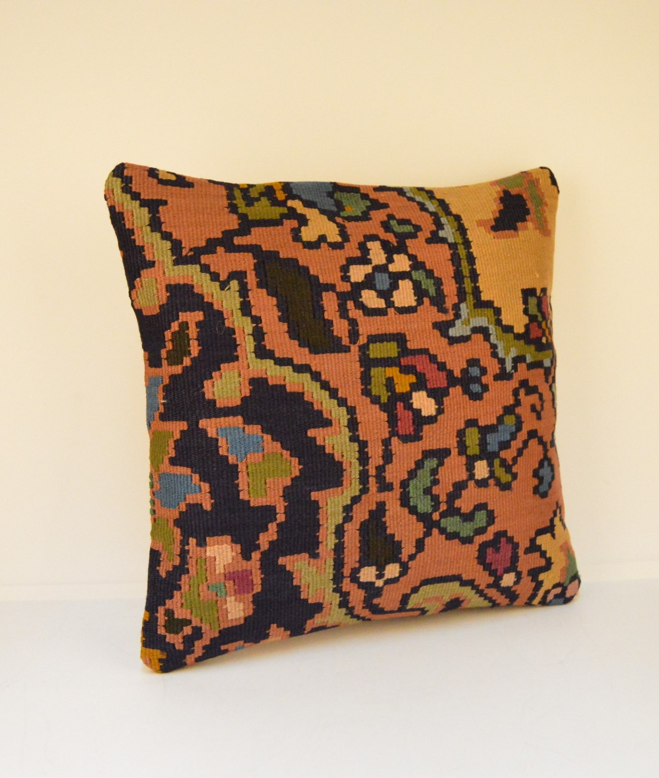 Decorative Pillows Kilim : Decorative Pillow Covers kilim pillows covers by CastawayCoveDecor on bonanza - Pillows