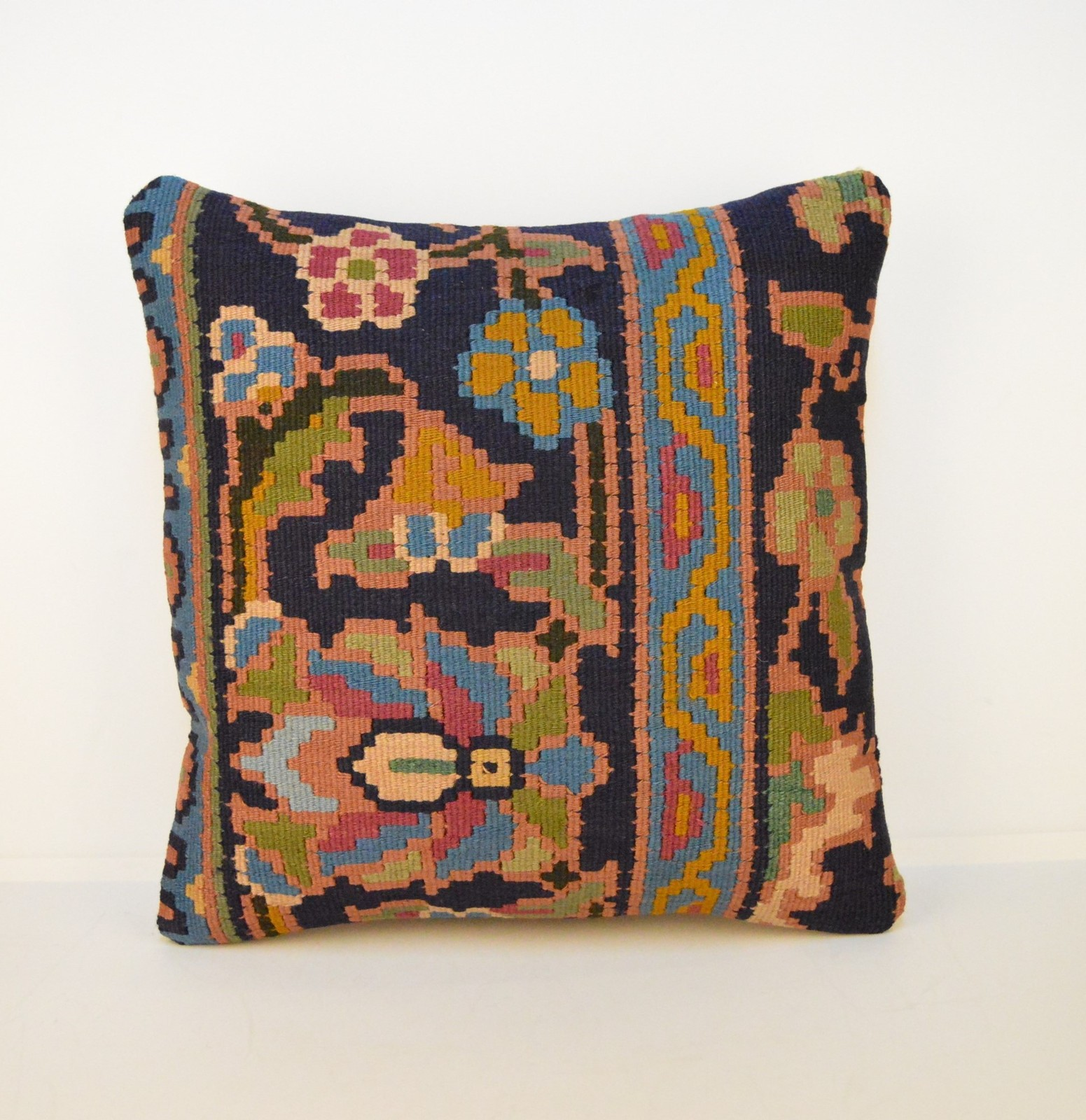 Decorative Pillow Wraps : Decorative Pillow Covers rug pillows covers by kilim pillow on arastabazaar - Pillows