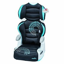 Booster Car Seat With 6 Adjustable Positons, Sp... - $67.10