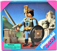 Playmobil Special 4505 Noble Prince Knight King 1993 New In Sealed Box - $29.69