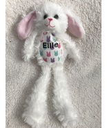 Personalized Easter Bunny Plush  - $14.00