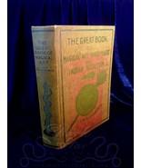 GREAT BOOK OF MAGICAL ART HINDU MAGIC & INDIAN OCCULTISM 1939 rare occul... - $188.09