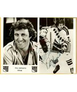 Phil Esposito Hand Autographed 1979-80 Publicity Photo - $49.99