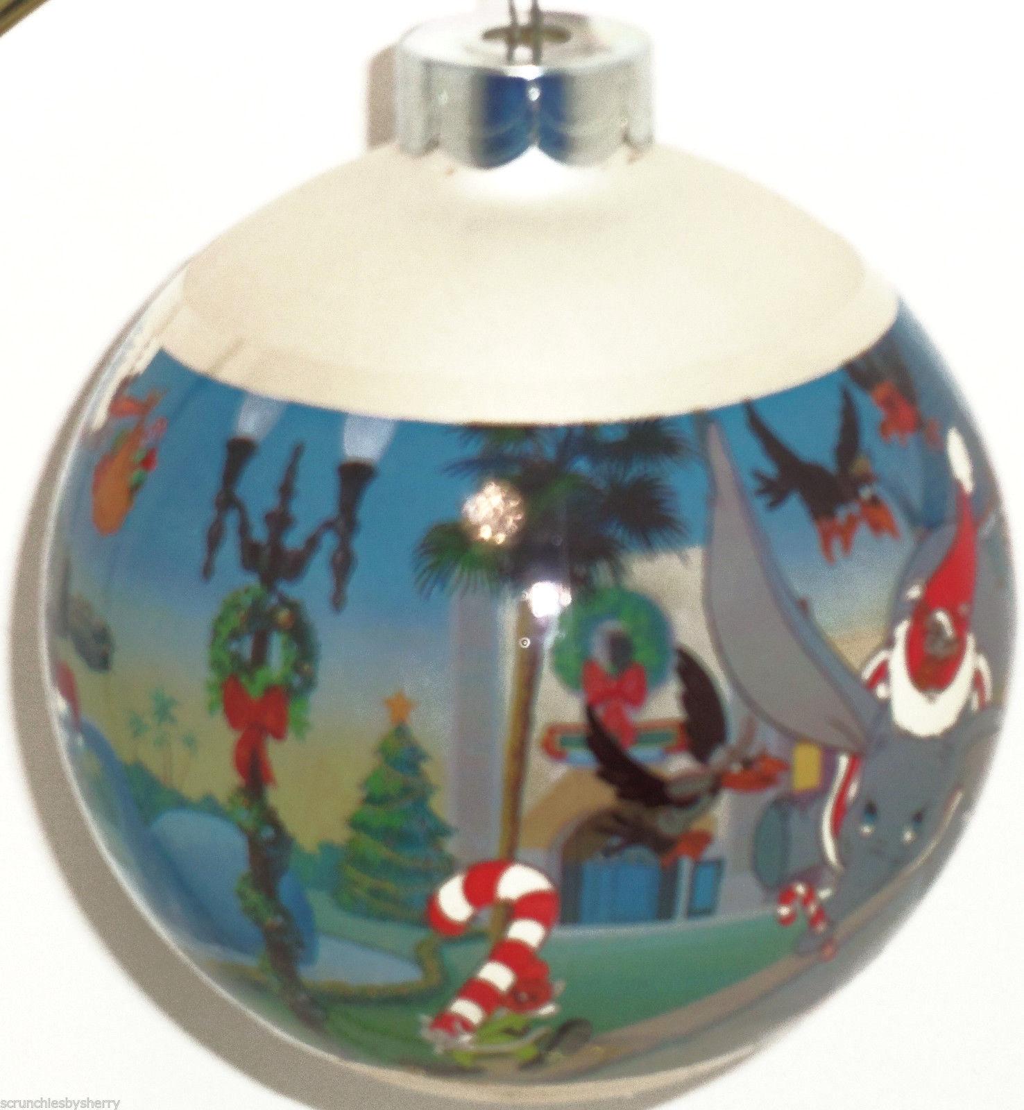 Disney Theme Parks Dumbo Christmas Ornament and 50 similar items