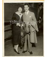 1920s Original Photo John GILBERT Ina Claire Honeymoon K217 - $16.99
