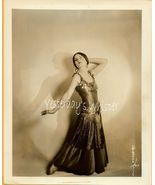 1920s Vintage DW Photo Vaudeville Dancer Paralta SF K250 - $9.99