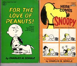Charlie Brown- 6  Books  By Charles M. Schults (6 Books) - $11.50