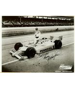 Johnny Rutherford 65th Inndy 500 Autographed Photo - $19.99