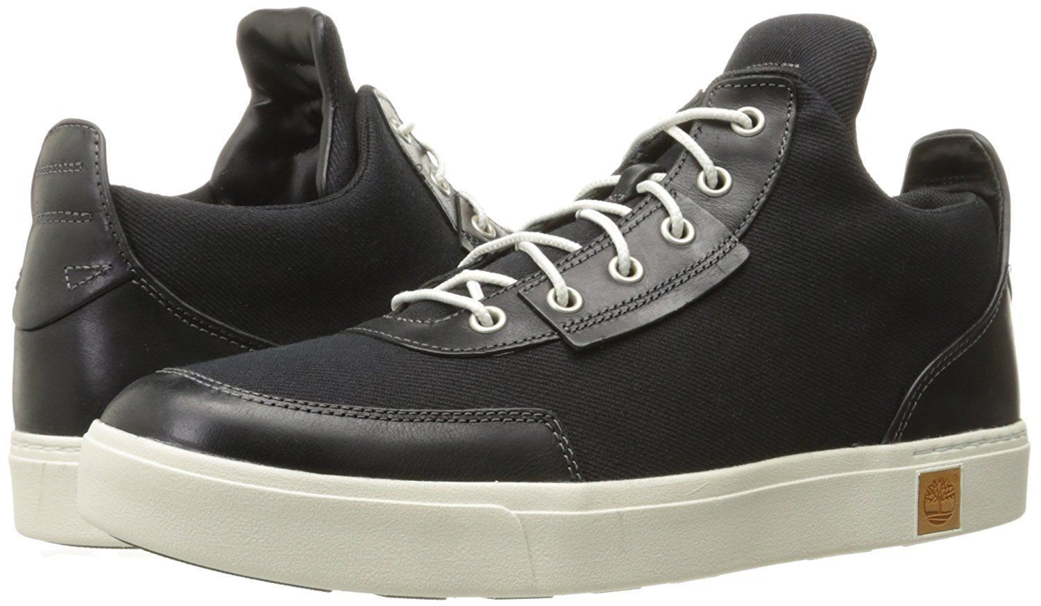 c05eed4b1e86d Men s Timberland Amherst HIGH-TOP Canvas and 50 similar items