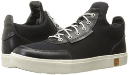 Men's Timberland AMHERST HIGH-TOP CANVAS CHUKKA SHOES, TB0A1G82015 Sizes... - $99.95