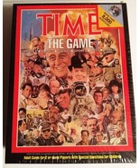 VINTAGE 1983 TIME MAGAZINE THE GAME COMPLETE TRIVIA BOARD GAME MINT! - $6.64
