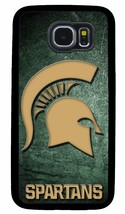 Michigan State Spartans Phone Case For Samsung Note 345 & Galaxy S3 S4 S5 S6 S7 - $14.99