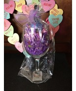 Wine Lover/ Any Occasion Wine Glass Gift Set Nicole By Opi Nail Polish - $26.00