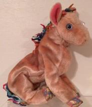 TY BEANIE BABIES 2000 COLLECTIBLE 4324 – Zodiac Horse – RETIRED - MWMT - $9.70