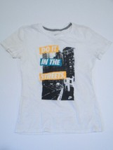 """Nike Print """"Do It In The Streets"""" Short Sleeve T-Shirt, Sz. Small - $11.64"""