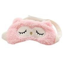 Ayygiftideas Cartoon Owl Sleeping Eyeshade Breathable Blinder Eye Cover ... - €6,70 EUR