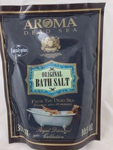 EUCALYPTUS BATH SALT from the DEAD SEA MINERALS... - $18.00