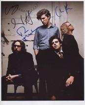 Noah And The Whale (Band) FULLY SIGNED Photo + COA Lifetime Guarantee - $51.99