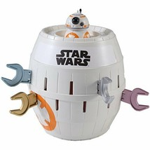 Star Wars Crisis One Shot Toy BB-8 Boss White Limited Japan - $46.74