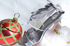Silver Leaf Design Sandal image 1
