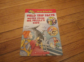BOOK Joanna Cole/Bruce Degen 'Magic School Bus: Field Trip Facts' Mrs. F... - $1.99