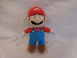 "Super Mario Bros. Brothers Plush Doll Stuffed Animal Figure Toy 10"" 2010 - $11.01"