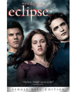 The Twilight Saga : Eclipse (2010 DVD) Kristen ... - $6.00