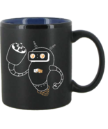 SF42 Official, Limited Edition Mug - $17.50